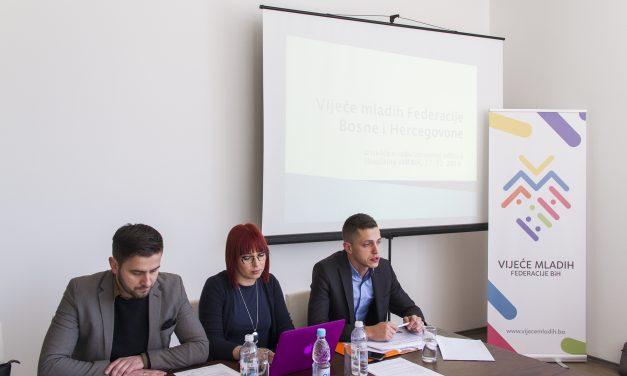 Održana prva izvještajna skupština Vijeća mladih FBiH