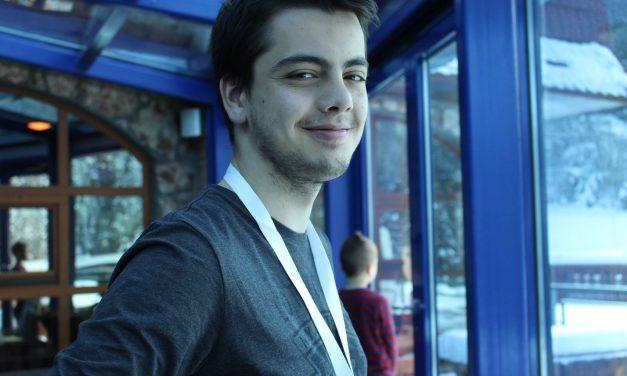 Mladić  iz Goražda, prvi SHL ambasador aktivizma