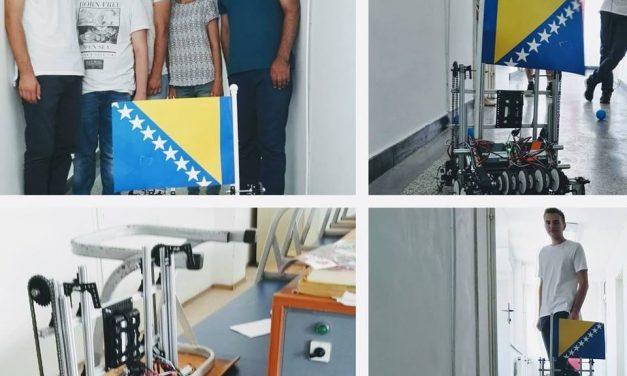 Mladi robotičari iz BiH na svjetskom takmičenju u Washingtonu